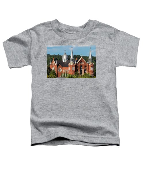 Sacred Heart Cultural Center - Augusta Ga Toddler T-Shirt