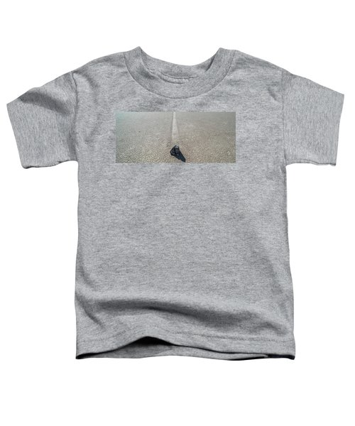 Elevated View Of Racetrack, Death Toddler T-Shirt