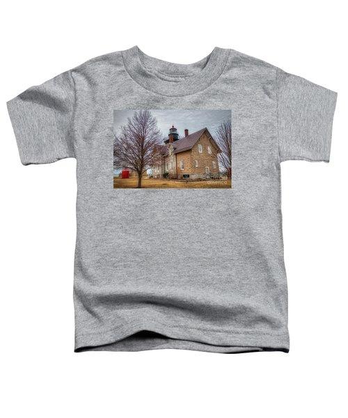 30 Mile Lighthouse  Toddler T-Shirt