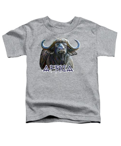 A Guy With An Attitude Toddler T-Shirt