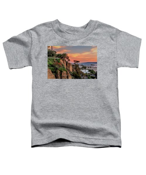A Nice Evening In The Park Toddler T-Shirt