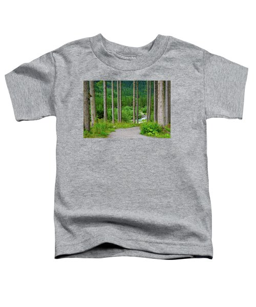 A Path To The River Toddler T-Shirt