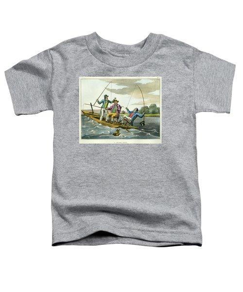 A Sharp Bite Toddler T-Shirt