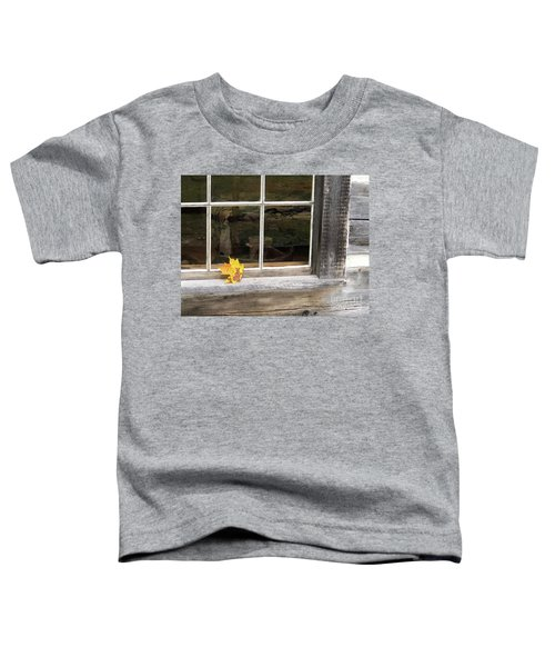 A Thoughtful Moment  Toddler T-Shirt