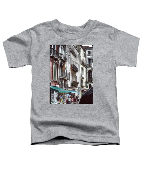 A Typical Venetian Day Toddler T-Shirt