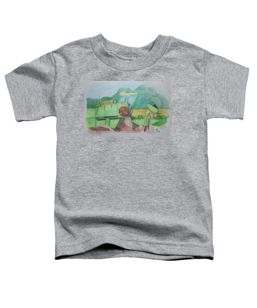 Abandoned Combine Toddler T-Shirt