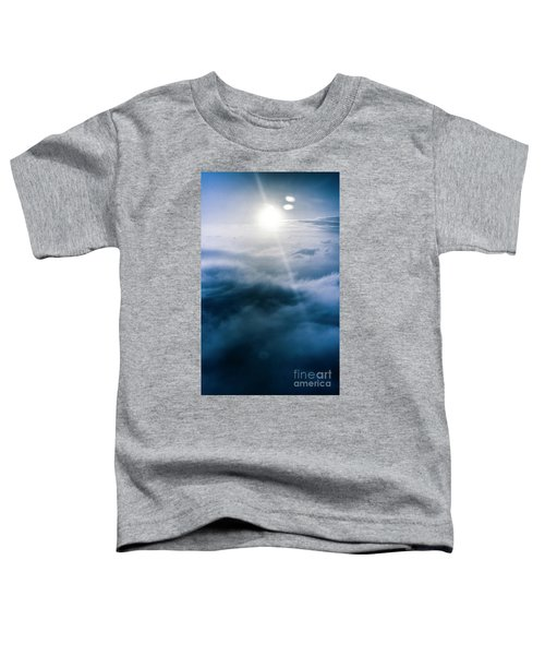 Above And Beyond Toddler T-Shirt