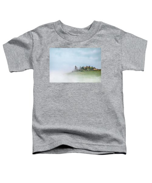 Above The Fog Toddler T-Shirt