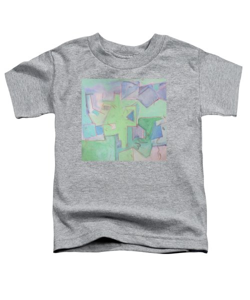 Abstract 3 Toddler T-Shirt