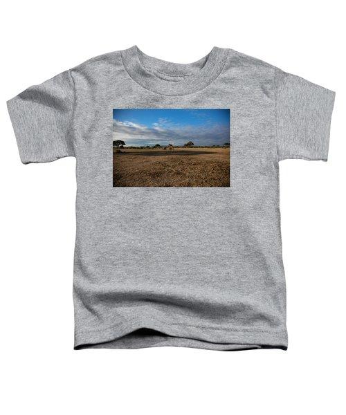Amboseli Toddler T-Shirt