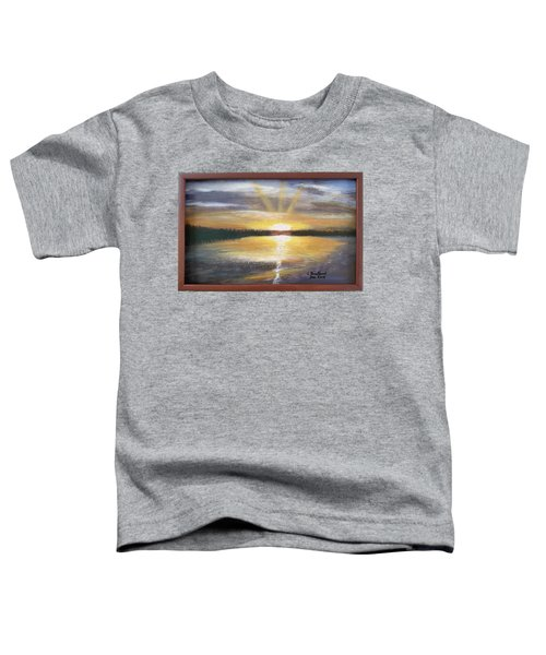 African Sunset Toddler T-Shirt