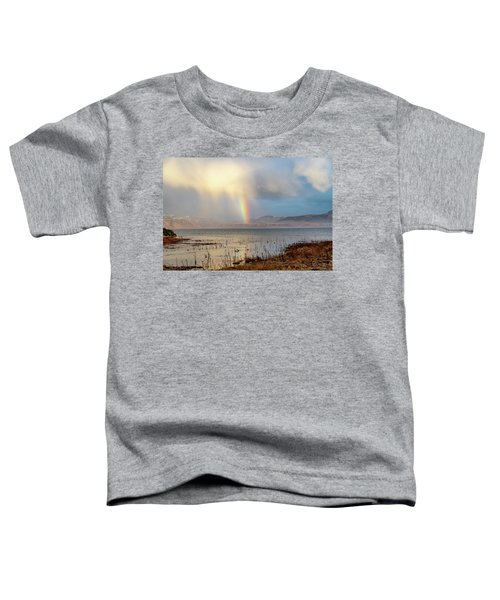 After The Rain Toddler T-Shirt