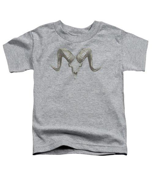 Albrecht Durer Fantasy Drawing Horns Toddler T-Shirt