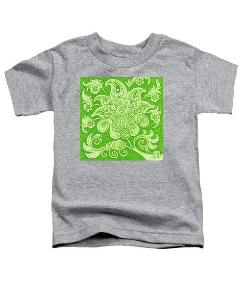 Alien Bloom 4 Toddler T-Shirt