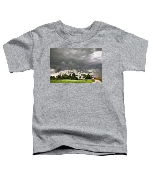 Alive Sky In Wyoming 2 Toddler T-Shirt