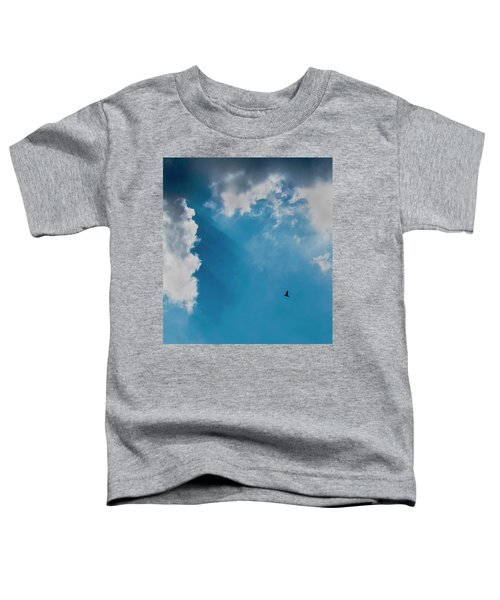 Colours. Blue. Alone. Toddler T-Shirt