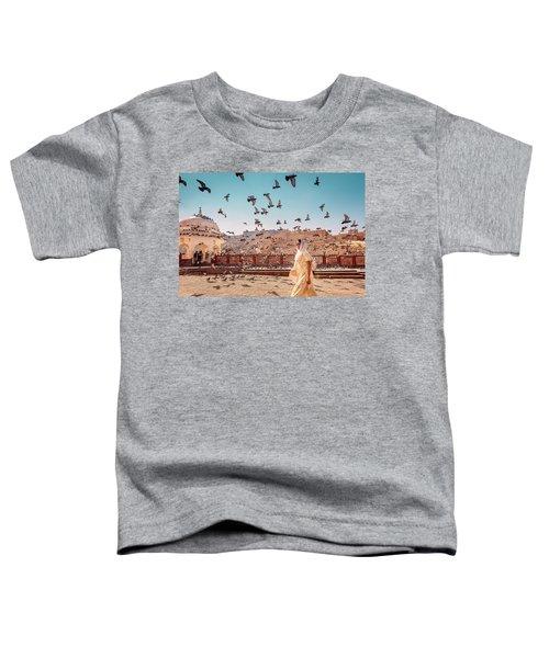 Amber Fortress Toddler T-Shirt