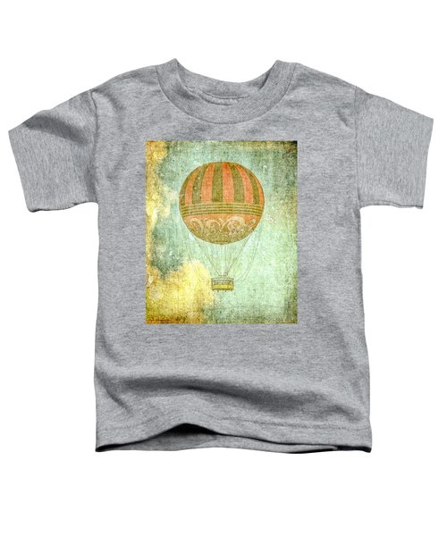 Among The Clouds Toddler T-Shirt