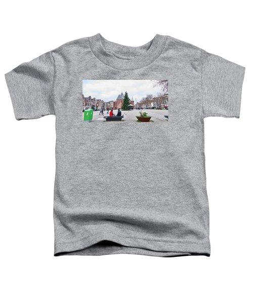 Amsterdam Christmas Toddler T-Shirt