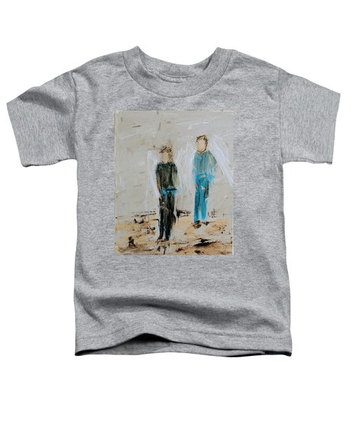 Angel Boys On A Dirt Road Toddler T-Shirt