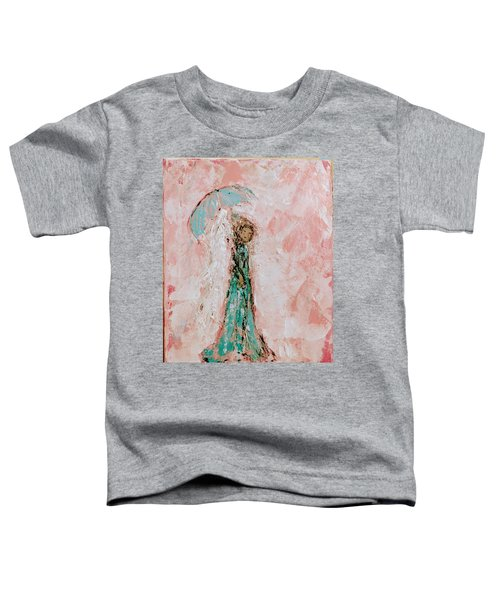 Angel By Your Side Toddler T-Shirt