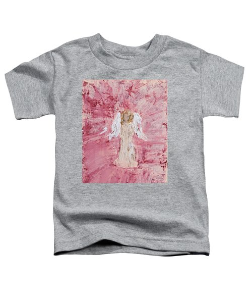 Angel Was Lost But Now Is Found  Toddler T-Shirt
