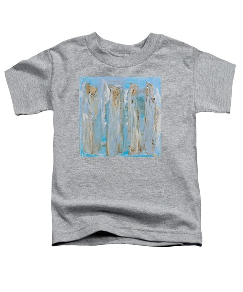 Angels Coming Together Toddler T-Shirt