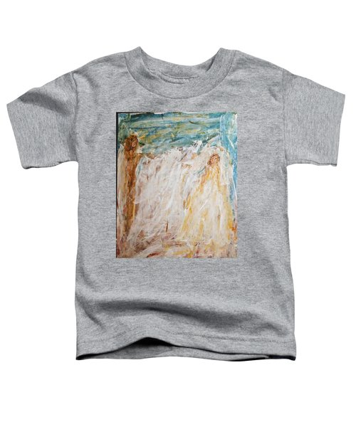 Angels Of Peace Toddler T-Shirt