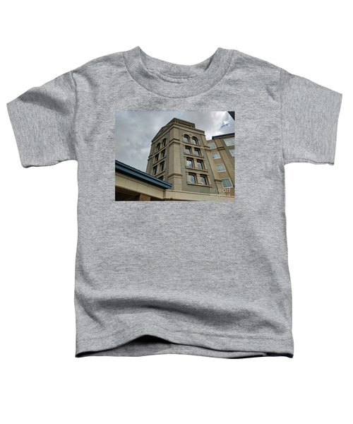 Architecture In The Clouds Toddler T-Shirt