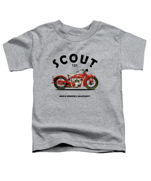 The Scout 101 1929 Toddler T-Shirt