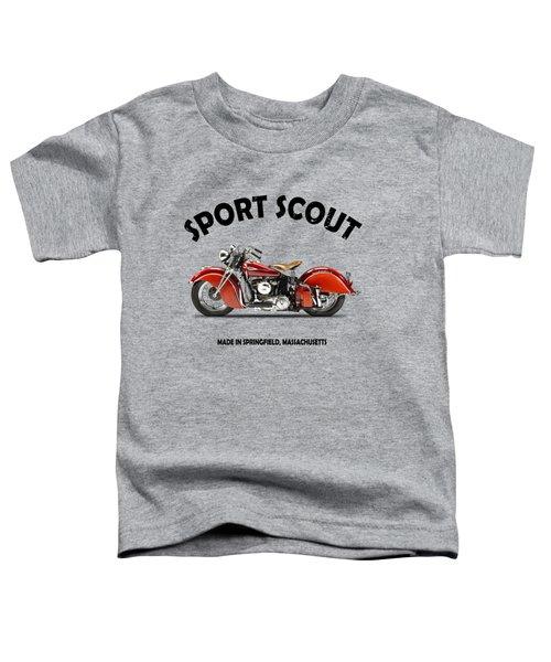 Sport Scout 1940 Toddler T-Shirt