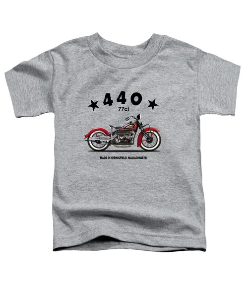 The Indian Four 1940 Toddler T-Shirt