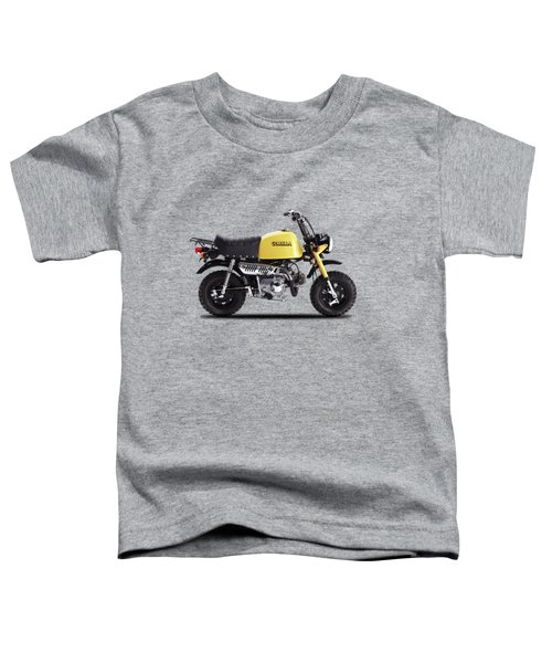 The Monkey Bike Toddler T-Shirt