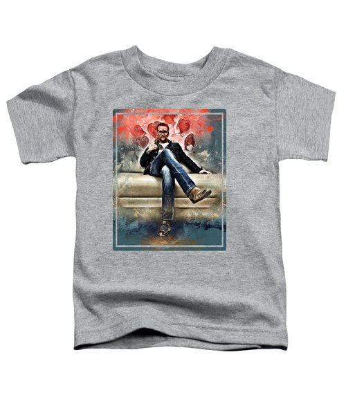 Flanery Valentine Toddler T-Shirt