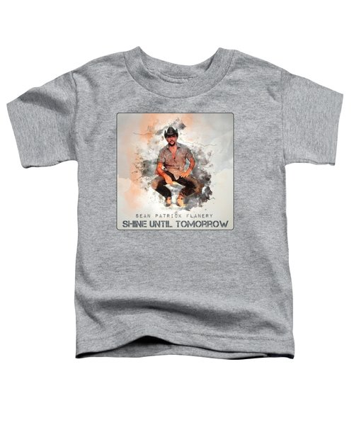 Cowboy Flanery Toddler T-Shirt