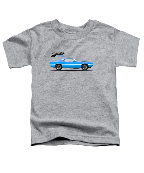 The Mustang Gt350 Toddler T-Shirt