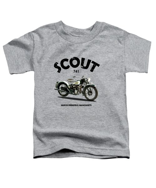 Scout 741 1941 Toddler T-Shirt