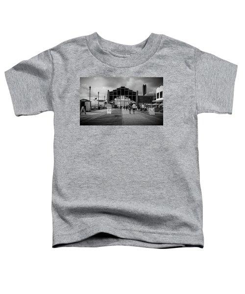 Asbury Park Boardwalk Toddler T-Shirt