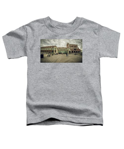 Asbury Park Convention Hall Toddler T-Shirt