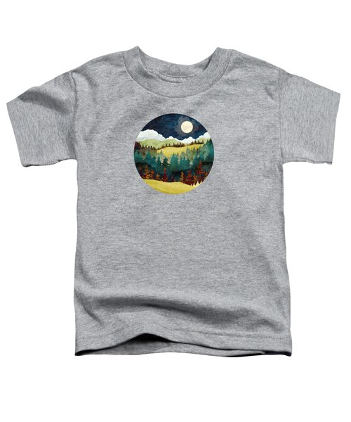 Autumn Moon Toddler T-Shirt