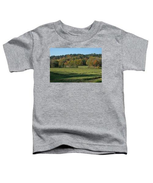 Autumn Scenery Toddler T-Shirt