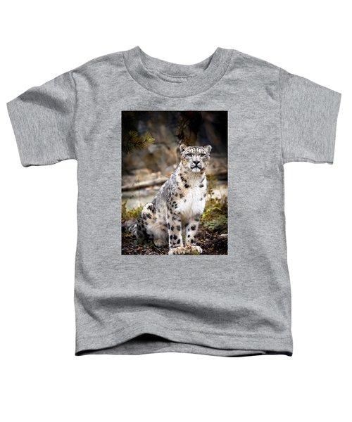 Autumnalleopard Toddler T-Shirt
