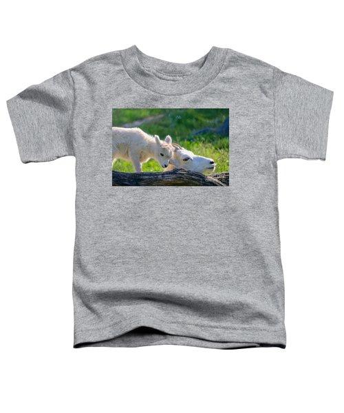 Baby Loves Mama Toddler T-Shirt