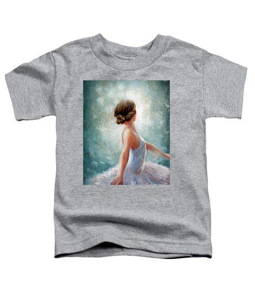 Ballerina Dazzle Toddler T-Shirt