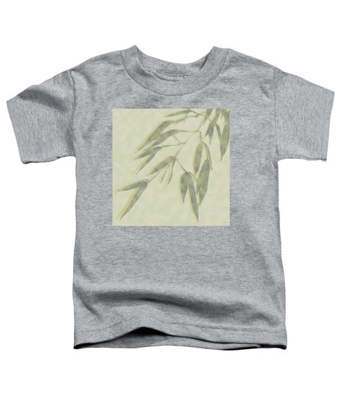 Bamboo Leaves 0580c Toddler T-Shirt