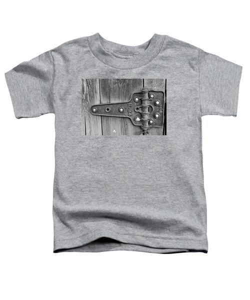 Barn Hinge Toddler T-Shirt