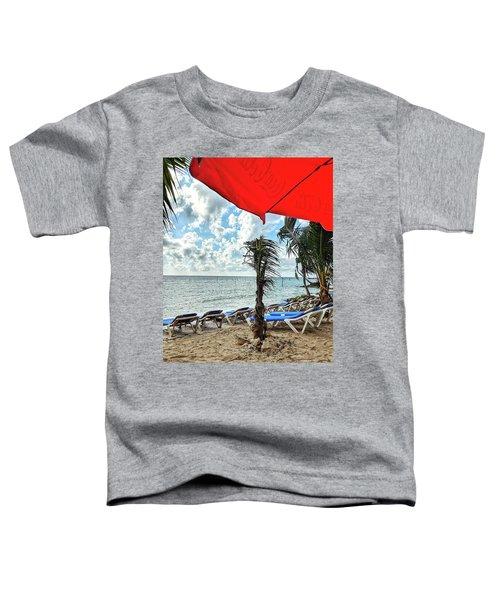 Beach Love Toddler T-Shirt