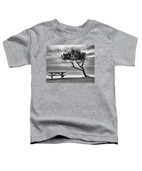 Beach Tree Toddler T-Shirt