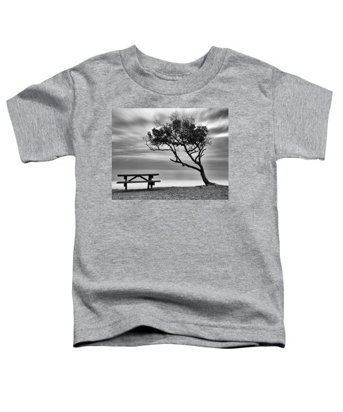 Beach Tree Toddler T-Shirt