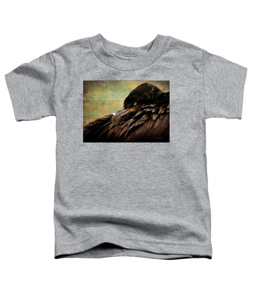 Beauty Is In The Eye -2 Toddler T-Shirt